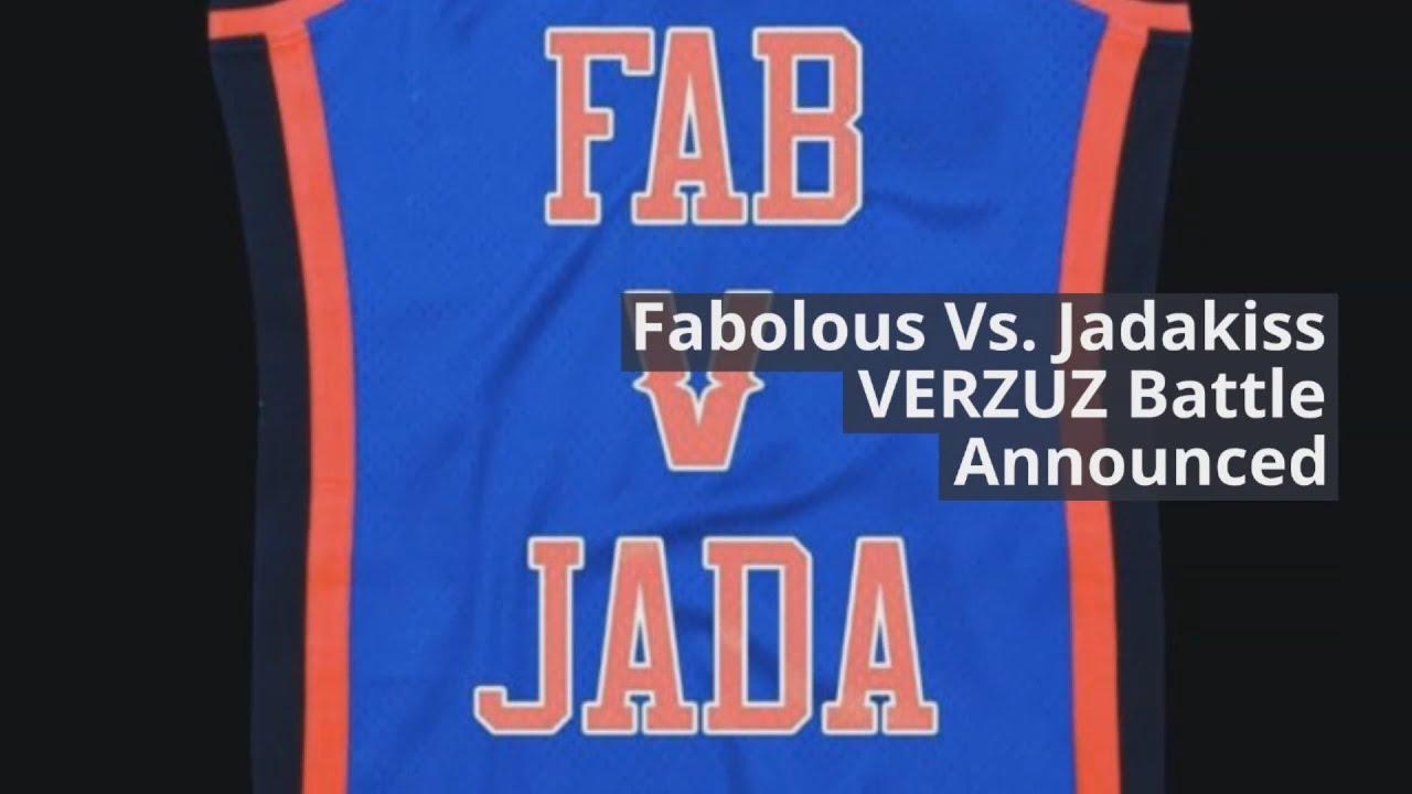 Fabolous Vs. Jadakiss VERZUZ Battle Announced