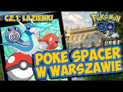 Pokemon GO - Warszawa - część 1, Łazienki (Dis ft. Bonkol)