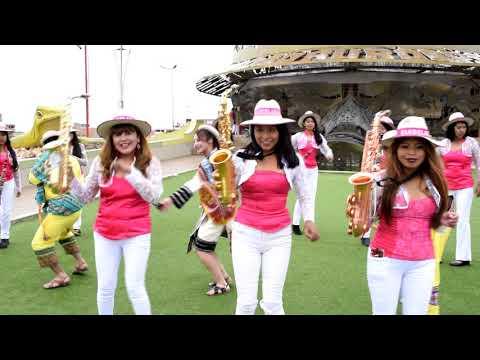 Banda Femenino Candelaria ( seleccion de Potolos )