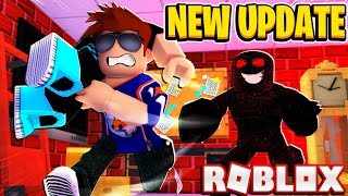 Making Sure Everyone Gets Out ALIVE! (New ROBLOX Flee the Facility UPDATE!)
