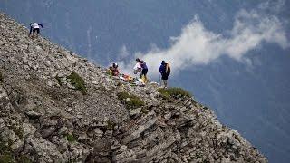 Red Bull X-Alps 2015: Tom de Dorlodot (BEL) has an epic flight day