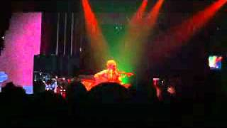 Xavier Rudd - Fortune Teller live at Apolo Barcelona 6.09.2010 HD