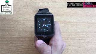 DZ09 SmartWatch Review and Unboxing  - Paisaybachao pk
