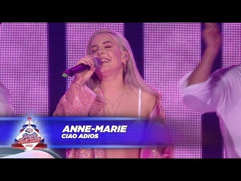 AnneMarie  'Ciao Adios'  Live At Capital's Jingle Bell Ball 2017