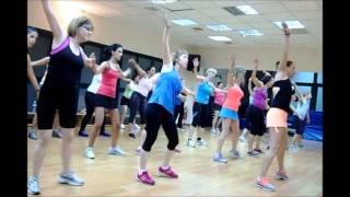 Gambar cover Copacabana- Zumba® fitness class with Sagit