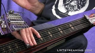 2 Note Chords - Open D - Lap Steel