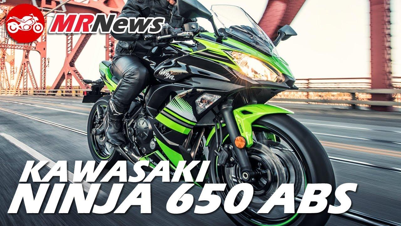 Kết quả hình ảnh cho Kawasaki Ninja 650 ABS 2018