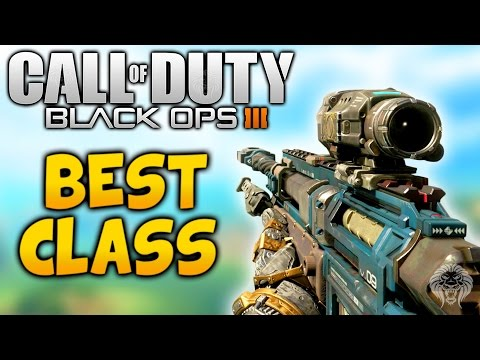 Black Ops 3: BEST QUICKSCOPING & SNIPING CLASS! Best Sniper Quick Scope Setup (Call of Duty BO3)