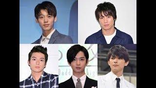 竹内涼真、鈴木伸之、新田真剣佑、千葉雄大、吉沢亮…2017年大活躍した俳...