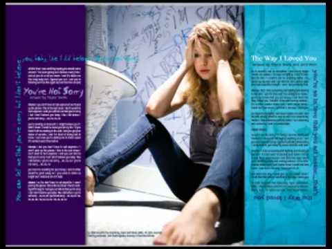 Digital booklet fearless.