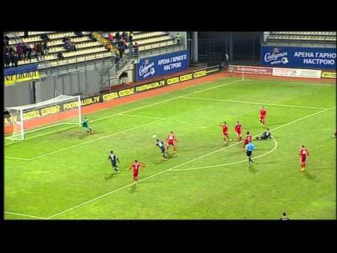 Metalurh Zaporizhya 0 - 1 Metalurh Donetsk - Highlights - Round 16