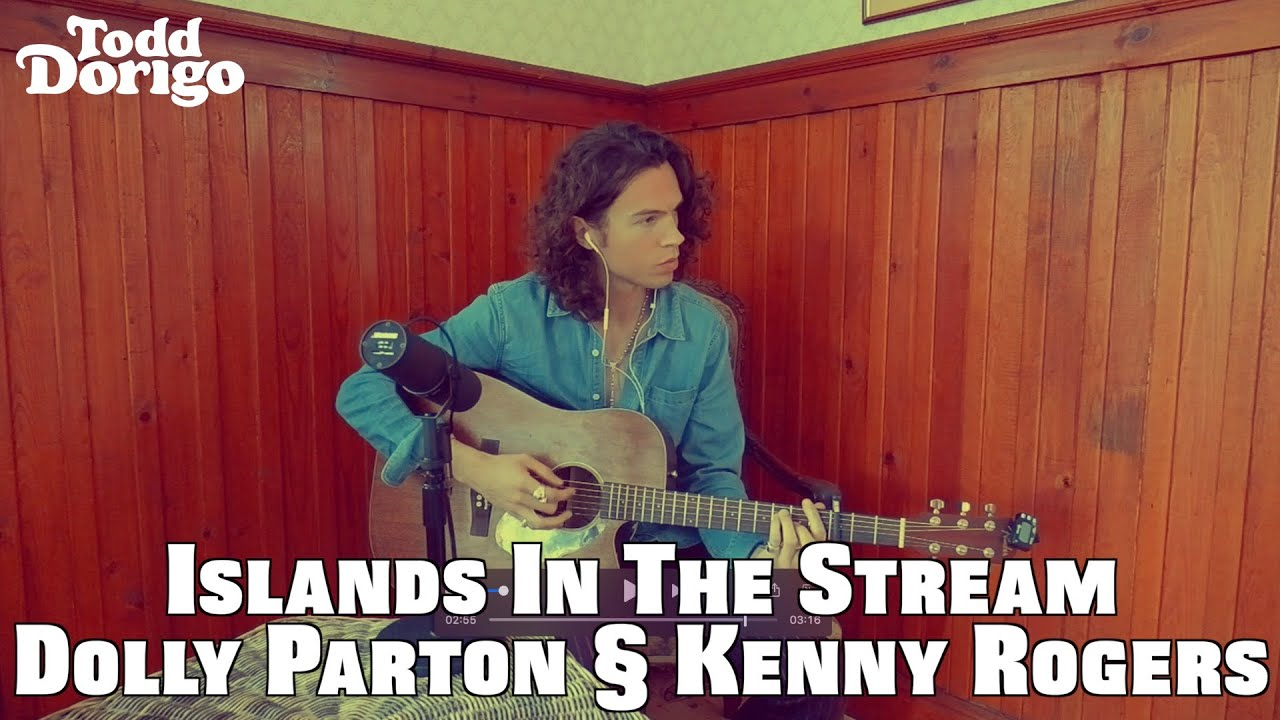 Islands In The Stream - Dolly Parton & Kenny Rogers Cover ...