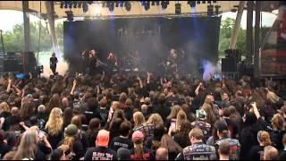 """MORGOTH - """"Suffer Life""""  HQ  Rock Hard Festival (10-12 June 2011 Gelsenkirchen, Amphitheater)"""