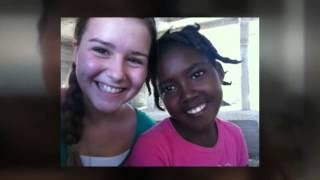 Gracie Schram Haiti 2013 - We are the Change (original song)