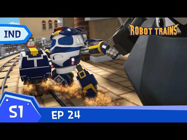 Robot Trains   #24   Kay's Unusual Training   Episode penuh   Bahasa Indonesia