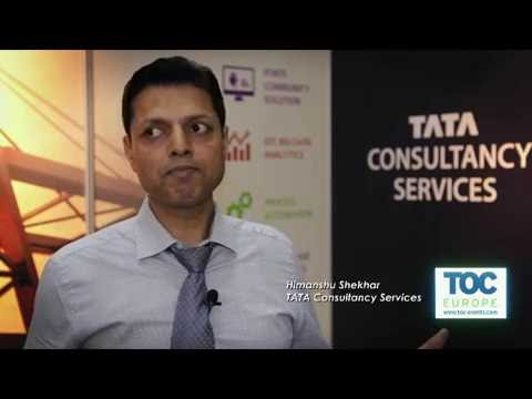 Interview with TATA Consultancy Services at TOC Europe 2016
