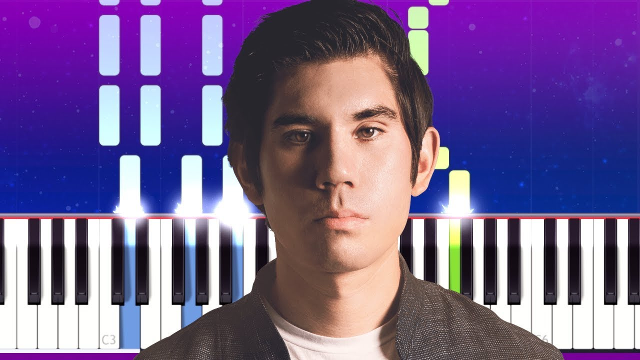 Gryffin & Slander - All You Need To Know ft. Calle Lehmann (Piano tutorial)