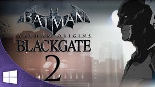 Batman Arkham Origins: Blackgate (ITA) -Il Film- Parte 2 [1080p 60fps]
