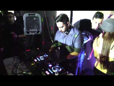 DJ - Orline - Techno Bastards No. 2 - México D.F. - 07.11.2014