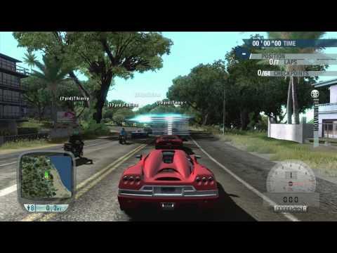 Игры Test Drive Unlimited PlayGroundru