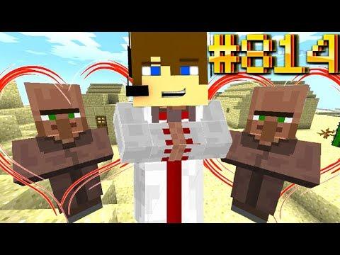 Minecraft ITA - #814 - VILLAGER BREEDER thumbnail
