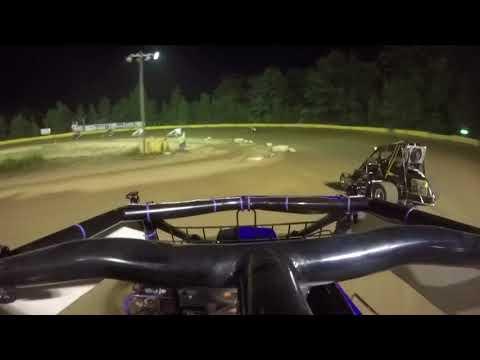 Hamlin Speedway - Rookie 600's Feature 7-7-18