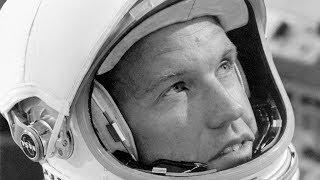 Astronaut Gordon Cooper - 'Intelligente Wesen von anderen Planeten besuchen uns regelmäßig'