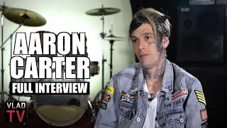 Aaron Carter on Selling 60M Albums, Beef with Nick, Michael Jackson Relationship (Full Interview)