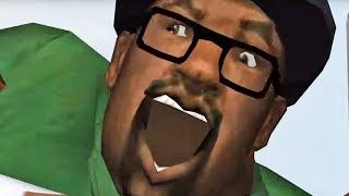 GTA San Andreas - Засмеялся Проиграл Челлендж #3