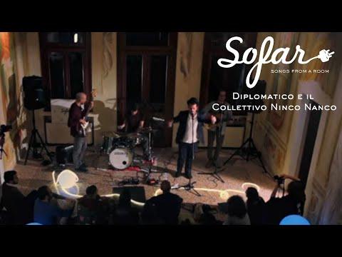 Diplomatico e il Collettivo Ninco Nanco – Radicale | Sofar Padova