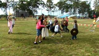 childrens knight training