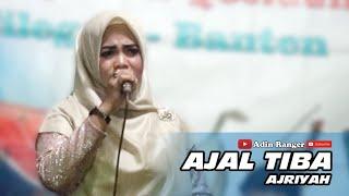 Lagu Terfavorit Suaranya Mantul   AJAL TIBA   Arreva gambus Cover   Adin Ranger