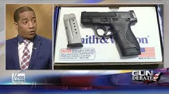 New Jersey Police Arrest Armored Car Driver For Gun In His Glovebox