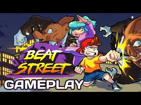 Beat Street - Action - Gameplay