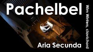 J. Pachelbel :: Aria Secunda :: Wim Winters, clavichord