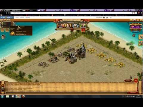 Обзор браузерной игры Кодекс Пирата
