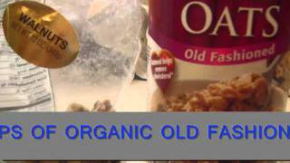 Molasses Cookies (healthy)