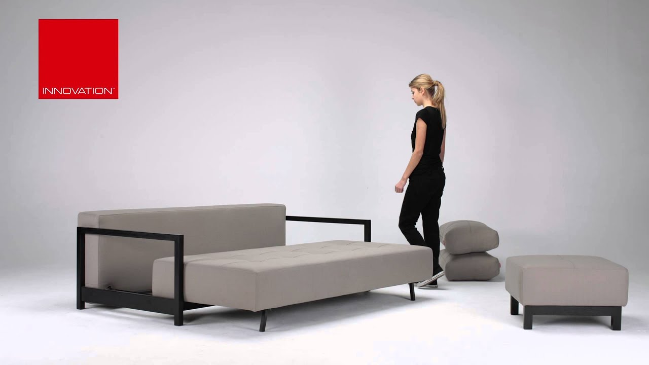 BiFrost Queen Sofa Bed   Innovation Living   YouTube