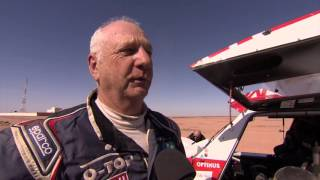 AFRICA ECO RACE 2016 - MAG Leg 4