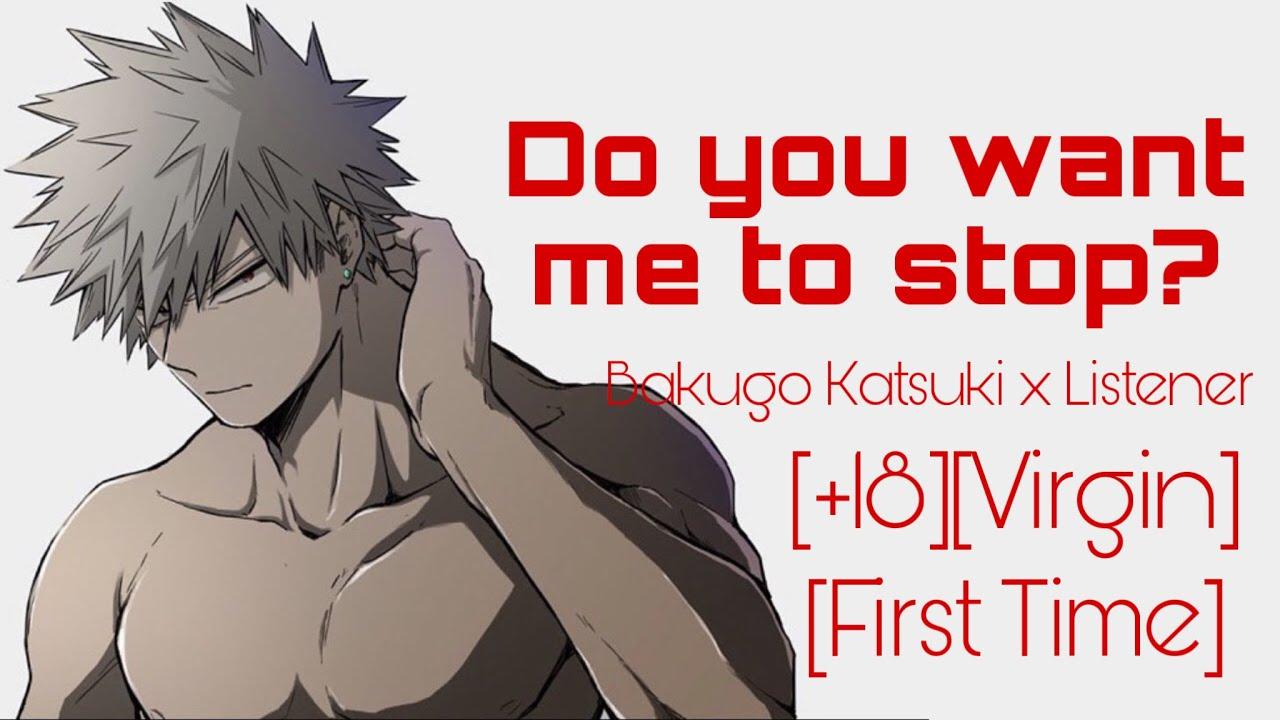 Download First Time with your virgin Boyfriend  Katsuki Bakugo x Listener  [Intimate] [Shy Bakugo]