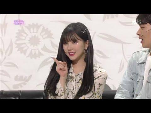 개그콘서트 - '밥 잘 사주는 예뻤던 누나' 여자친구 은하가 생일축하를?! 이쁘다~♥13