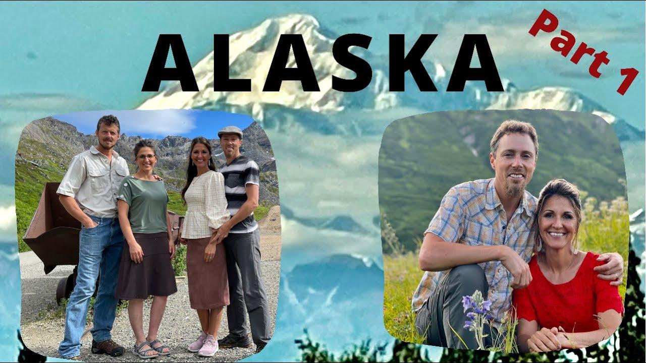 Alaska - Anchorage to Fairbanks - Part 1