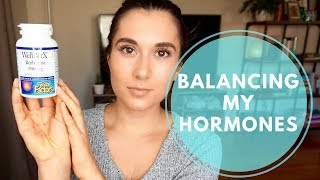 PCOS SUPPLEMENTS: What I take to help balance my hormones