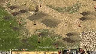 Stronghold Crusader Mission 33 - Misty River