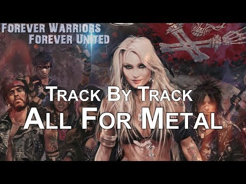 DORO - All For Metal (OFFICIAL TRACK BY TRACK)