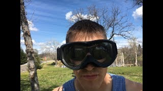 Maddog ATV/Dirt-bike Goggles....How do they hold up?