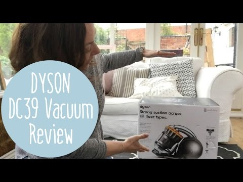 Dyson DC39 Multi Floor Bagless Cylinder Vacuum Review