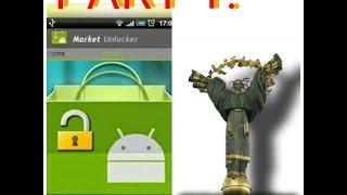 Cara Menggunakan Freedom Dan Market Unlocker PART1