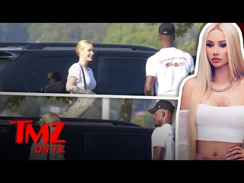 Iggy Azelea Dating Another NBA Star?! | TMZ TV