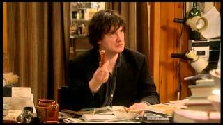Black Books Season 3 Epizode 1 - Manny Come Home